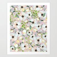 Subtleness #society6 #decor #buyart Art Print
