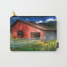 Barn in Valle Crucis, NC Carry-All Pouch