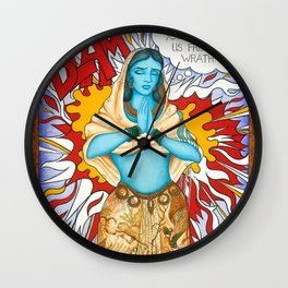 Finding Home #75 Wall Clock