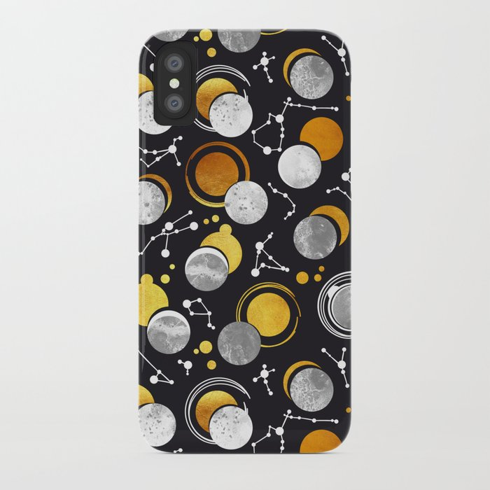 Great Total Solar Eclipse iPhone Case