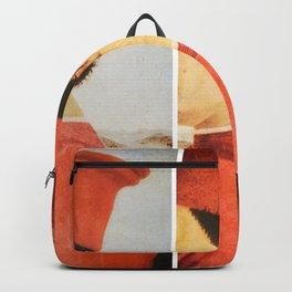 Art Remix of Piero della Francesca Backpack
