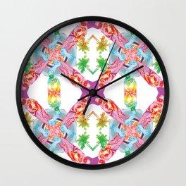 Kaleidonna Wall Clock