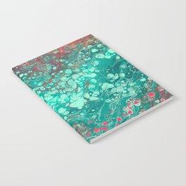 Fluid Art Notebook