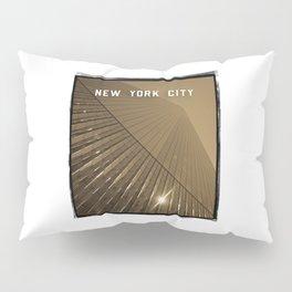 World Trade Center Reborn - New York City Pillow Sham