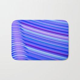 Purple Flow Bath Mat