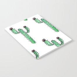 Cactus Flower II Pattern Notebook