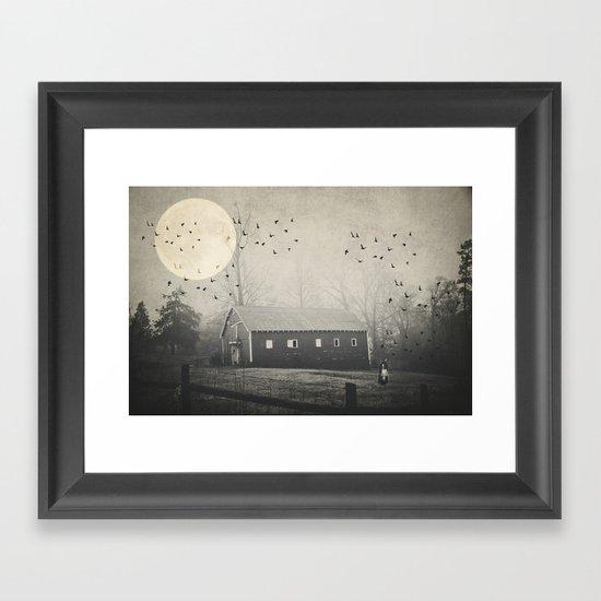 Dream a little dream....... Framed Art Print