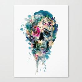 Skull ST III Canvas Print