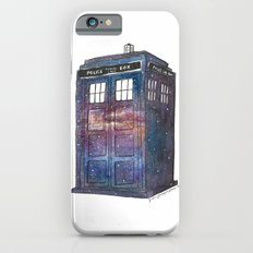 Doctor Who Galaxy Tardis Slim Case iPhone 6s