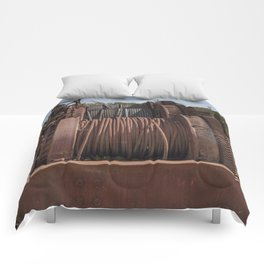 Steel Cables Comforters