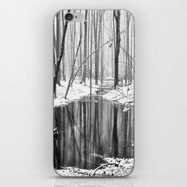 Hidden sump iPhone Skin
