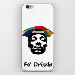 Snoop Dogg - Fo' Drizzle iPhone Skin