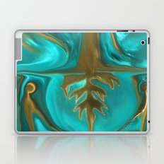 The Midas Touch by Sherri Of Palm Springs Laptop & iPad Skin