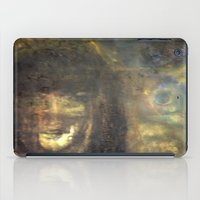 imagerybydianna iPad Cases featuring reina, of moon and paper by Imagery by dianna