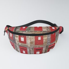 Postboxes of Old England Fanny Pack