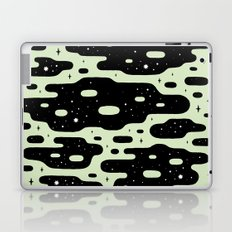 Space Blobs Laptop & iPad Skin