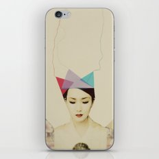 q8 iPhone & iPod Skin