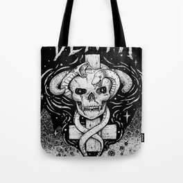 The Valley of Death Tote Bag