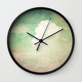 Faded Dreams Wall Clock