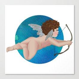 Cupid Canvas Print