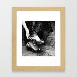 Simply Vintage Framed Art Print