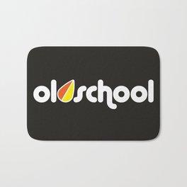 OLDSCHOOL v4 HQvector Bath Mat