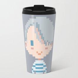 Pixel Viktor Travel Mug