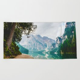 The Place To Be II Beach Towel