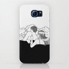 Human Diary Slim Case Galaxy S6