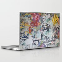 propaganda Laptop & iPad Skins featuring WHATEVER (PROPAGANDA) by Brandon Neher