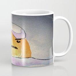 Snow in October Coffee Mug