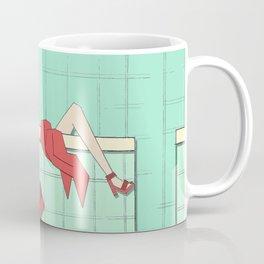 Story shower Coffee Mug