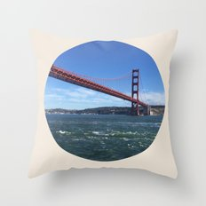 Bay Love Throw Pillow