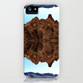 Father Time  iPhone Case