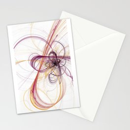 Technik mets Art   (A7 B0126) Stationery Cards