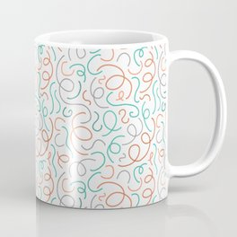 A Stringy Mess Coffee Mug
