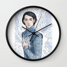 ice prince Wall Clock