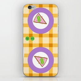 fruit cake iPhone Skin