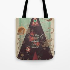 Coded Tote Bag