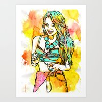 D9_2 Art Print