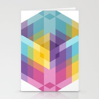 fig Stationery Cards featuring Fig. 024 by Maps of Imaginary Places
