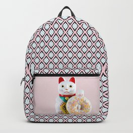 Maneki Donut Backpack