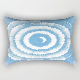 Oasis, Wonderwall - Soundwave Art Rectangular Pillow