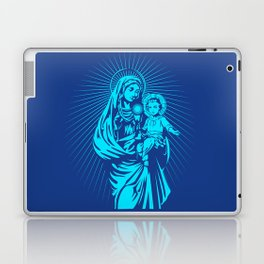 mary mother of god  Laptop & iPad Skin