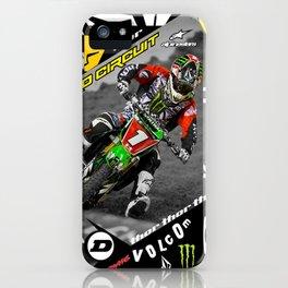 Ryan Villopoto iPhone Case