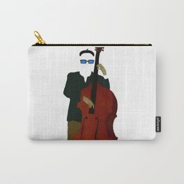 Bottom - A Celebration of the Bass Carry-All Pouch