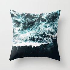 Oceanholic #society6 Decor #buyart Throw Pillow