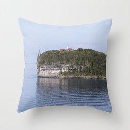 Lifou Loyalty Islands Throw Pillow