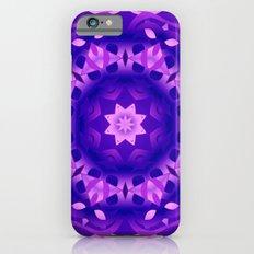 kaleidoscope Flower G186 iPhone 6s Slim Case