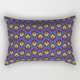 Great Indian King Rectangular Pillow